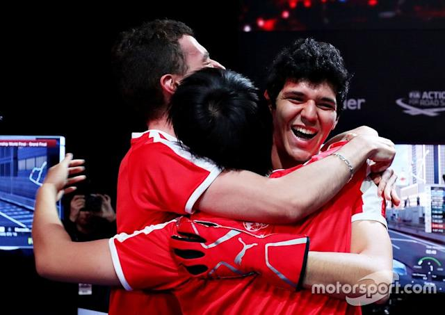 """GT World Finals <span class=""""copyright"""">Gran Turismo via Getty Images</span>"""