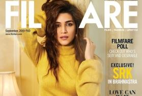 Kriti Sanon is the sunshine in this gloomy weather on latest magazine cover
