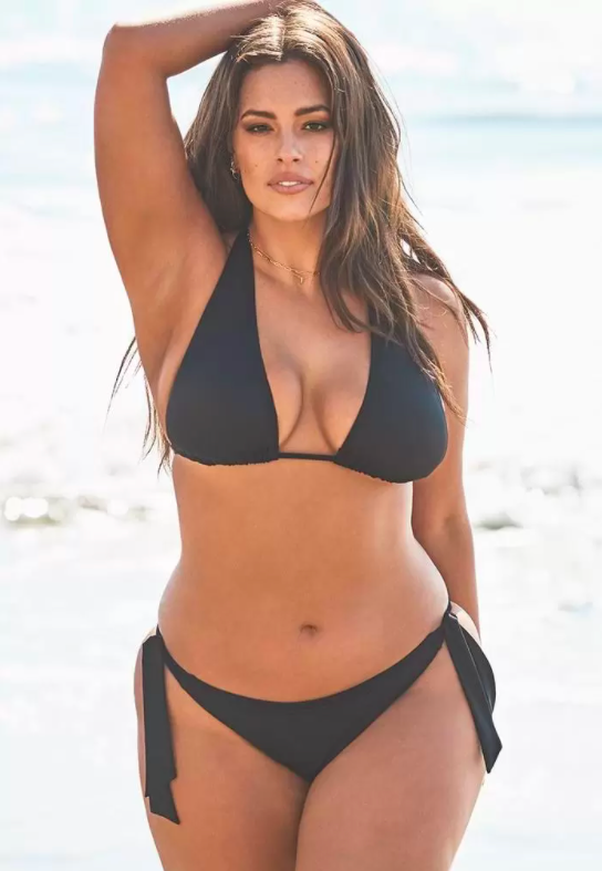 """<h2>Ashley Graham x Swimsuits For All</h2><br><br><strong>Ashley Graham</strong> Elite Triangle Bikini Set, $, available at <a href=""""https://go.skimresources.com/?id=30283X879131&url=https%3A%2F%2Fwww.swimsuitsforall.com%2Fproducts%2Fashley-graham-elite-triangle-bikini-set%2F2400-00801-9999.html"""" rel=""""nofollow noopener"""" target=""""_blank"""" data-ylk=""""slk:Swimsuits For All"""" class=""""link rapid-noclick-resp"""">Swimsuits For All</a>"""
