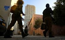 For those who can afford Tel Aviv, the seaside city with its cafes, entertainment and bars is an attractive place to live