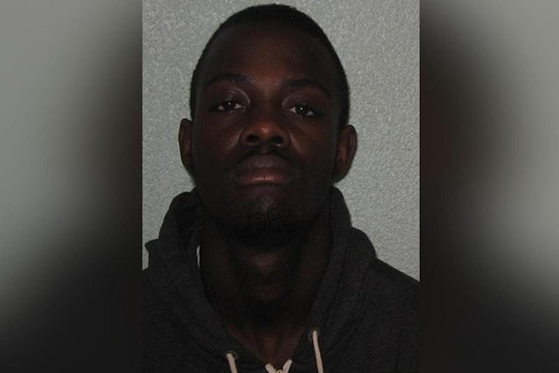 Jailed: Johnson-Okunkoya has been sentenced to eight years: Metropolitan Police