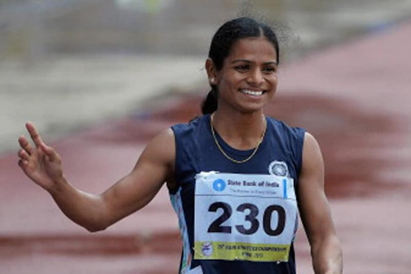 I Wanted to Sell by BMW Car But Not to Fund my Training, Says Dutee Chand