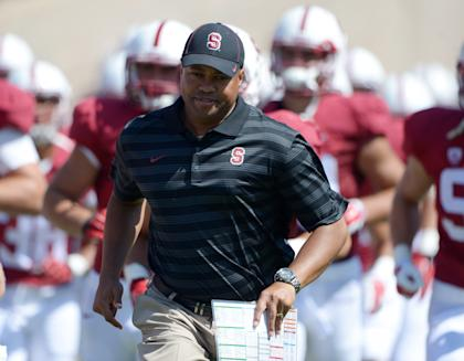 As per usual, David Shaw's Cardinal played it very conservatively against USC on Saturday. (USA Today)