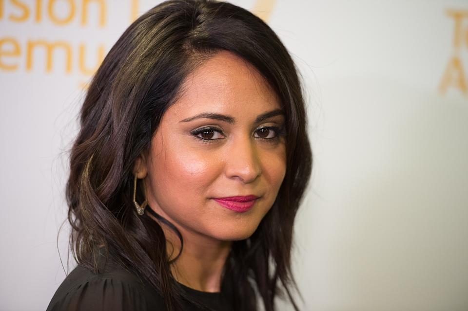Parminder Nagra attends an evening with
