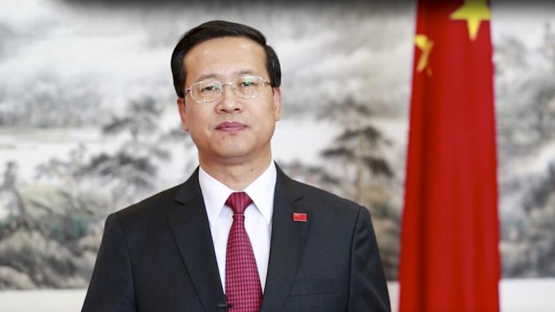 Why Ma Zhaoxu, China's new man at the United Nations, signals greater ambition on global stage