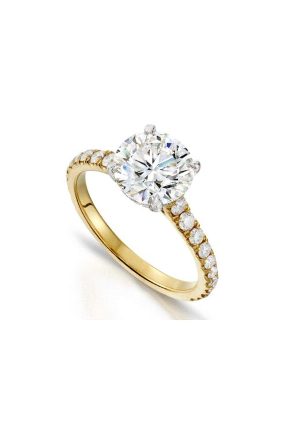 """<p><strong>Lauren Addison</strong></p><p>laurenaddison.com</p><p><a href=""""https://laurenaddison.com/jewels/"""" rel=""""nofollow noopener"""" target=""""_blank"""" data-ylk=""""slk:Shop Now"""" class=""""link rapid-noclick-resp"""">Shop Now</a></p><p>Lauren Addison has a repertoire of classic styles like this option, but she can also take a family heirloom or parts of a longtime favorite to create a custom piece.</p>"""