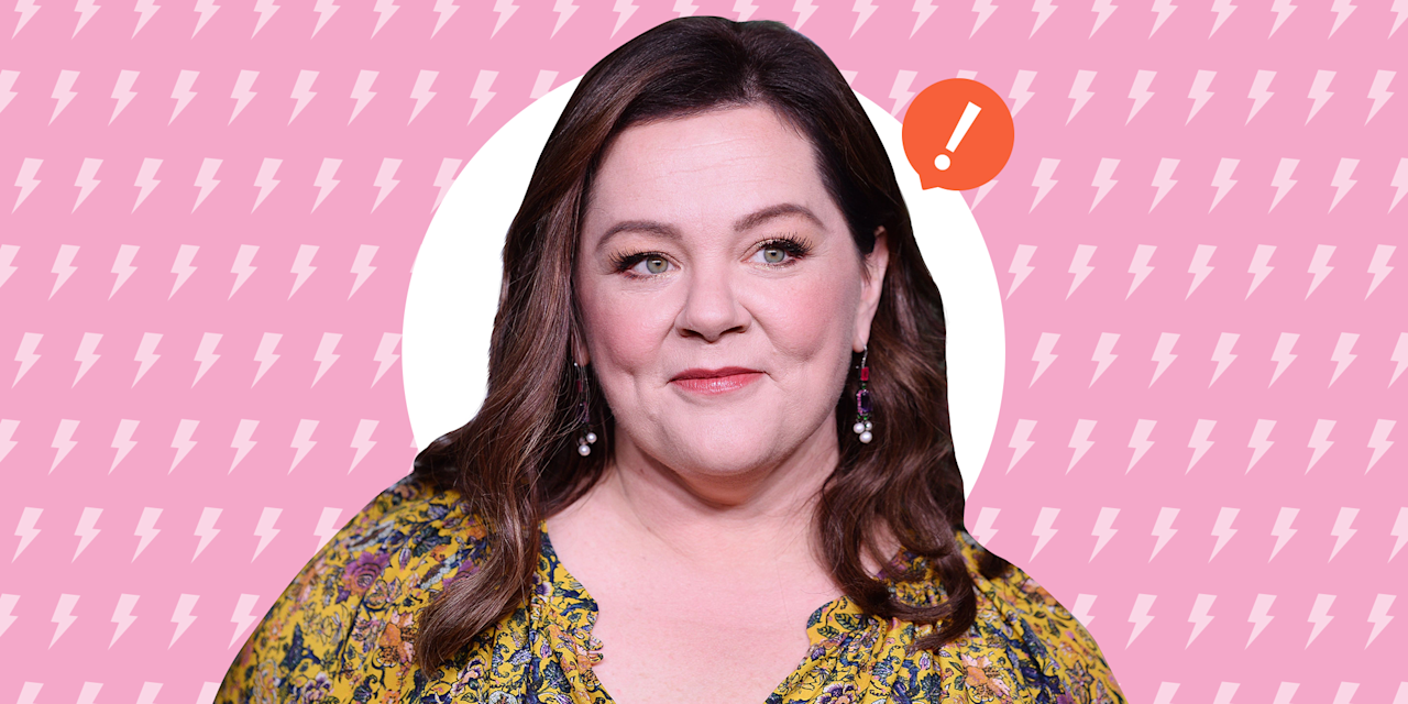 """<p>There's no funnier actress in Hollywood right now than Melissa McCarthy. The mom of two daughters with husband <a href=""""https://www.womenshealthmag.com/relationships/g26415052/melissa-mccarthy-husband-ben-falcone-relationship-timeline/"""">Ben Falcone</a> (they recently <a href=""""https://www.instagram.com/p/B3YVHCcBpHx/"""" target=""""_blank"""">celebrated</a> their 14th anniversary) and Midwest native has made a name for herself on television with her roles on <em>Gilmore Girls </em>and <em>Mike and Molly</em>. And she's of course a bonafide movie star, with films like <em>Bridesmaids</em>, <em>Ghostbusters</em>, and the soon-to-be-released <em>Superintelligence</em> <a href=""""https://deadline.com/2019/10/melissa-mccarthy-ben-falcone-superintelligence-hbo-max-premiere-warner-bros-christmas-release-canceled-1202762417/"""">in December 2019</a> as well. But she's been an inspiration when it comes to other *big* topics on the minds of so many women: weight loss and body positivity.</p><p>Besides her work on the screen (as well as producing), McCarthy, who turned 49 in August 2019, has been candid about discussing her weight and health journey as a superstar in Hollywood. She's been open, honest, and of course, hilarious, about what it's been like to have her body as a topic that's constantly in the spotlight and how she navigates that. Ahead, everything you need to know about McCarthy's health and weight-loss journey, in <em>her</em> words<em></em>.</p>"""