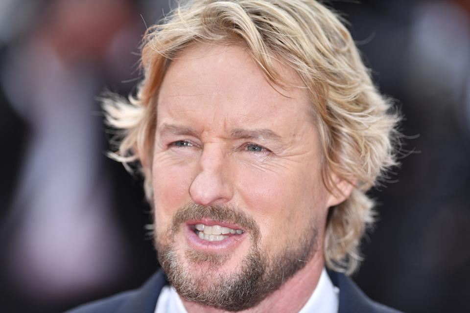 CANNES, FRANCE - JULY 12: US actor Owen Wilson arrives for the screening of the film âThe French Dispatch' in competition at the 74th annual Cannes Film Festival in Cannes, France on July 12, 2021 (Photo by Mustafa Yalcin/Anadolu Agency via Getty Images)