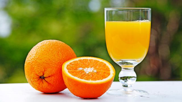 Fungicide Found in OJ - Health Risk?