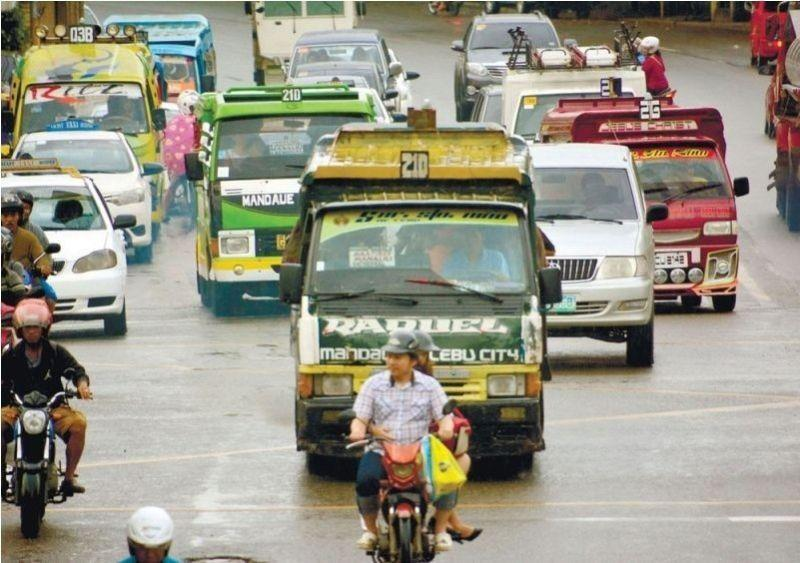 91 jeepneys resume operation in province