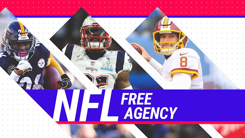 NFL free agency 2018: Tracking top 25 free agents, best players by position