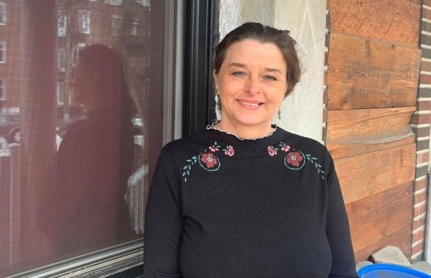 Gaëlle Fedida, of l'Alliance MH2, says the government missed an opportunity to better tackle the issue of domestic violence with its latest budget.
