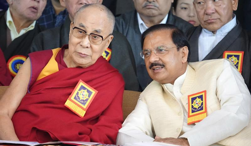 Chinese delegation, visiting US officials, warns about future American overtures to Dalai Lama
