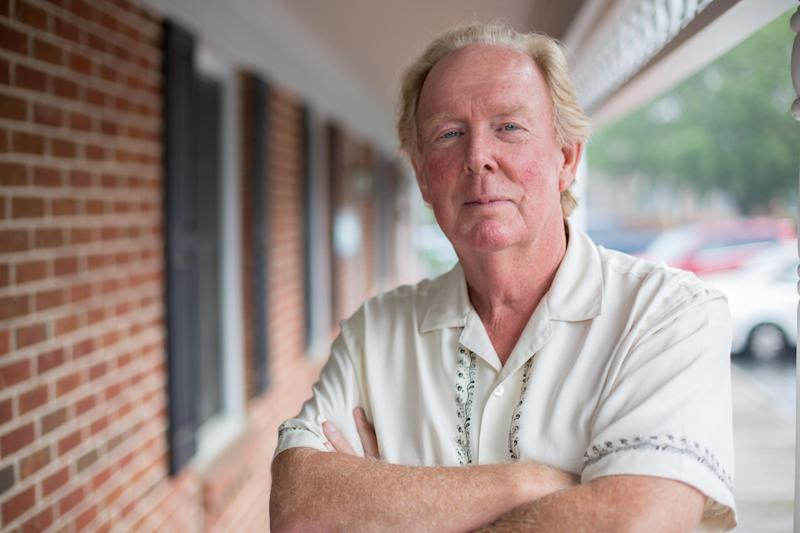 This photo provided by the Institute for Justice shows syndicated parenting columnist John Rosemond. A Virginia-based legal institute is filing a federal lawsuit on behalf of Rosemond who says the state of Kentucky is trying to censor him. Kentucky's attorney general told Rosemond that his advice column runs afoul of the rules that govern the practice of psychology. The Arlington-based Institute for Justice says if the ruling is allowed to stand that columnists like Dear Abby and TV personalities like Dr. Phil could find themselves facing similar charges. (AP Photo/Institute for Justice