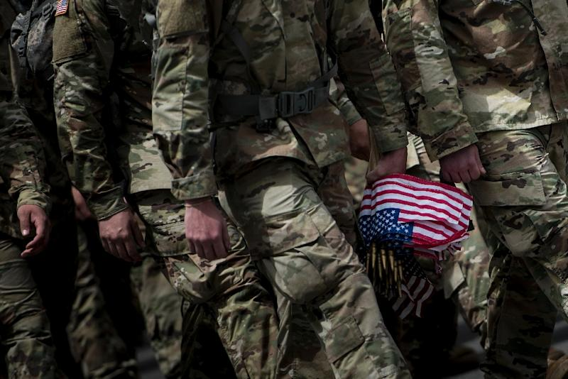 US soldier killed in Afghan 'insider attack' identified
