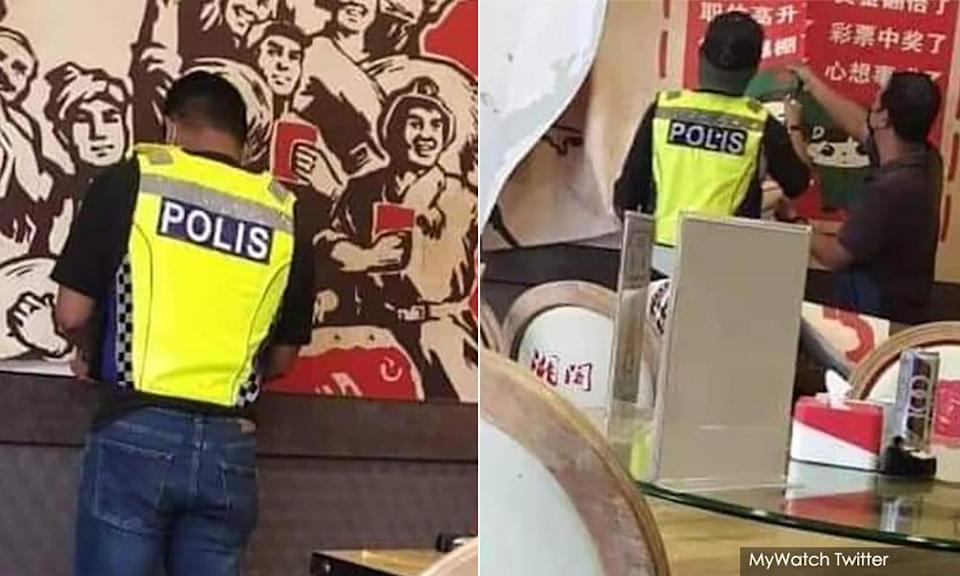 Police not tickled by Penang restaurant's 'humorous' communist theme