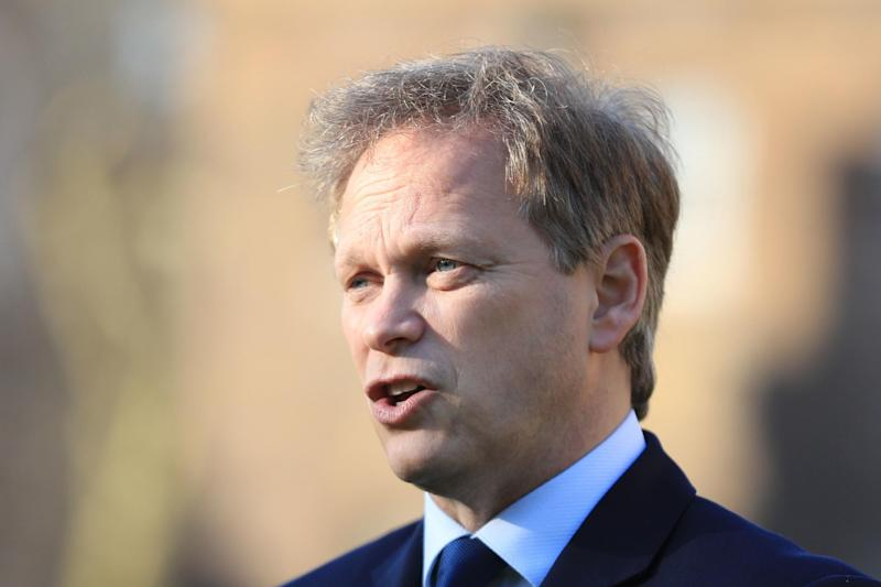 Transport Secretary Grant Shapps has reiterated that Mr Cummings stayed put after travelling to Durham: PA