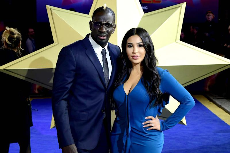 Mamadou Sakho and his wife Majda Sakho were away when intruders struck: PA Archive/PA Images