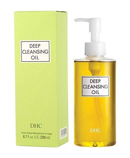 <p>There's a reason beauty editors and dermatologists alike love the <span>DHC Deep Cleansing Oil</span> ($28): it's loaded with hydrating ingredients like olive oil, vitamin E, and rosemary leaf oil, and it turns into a liquidy milk texture that feels just plain decadent. It's so good, one bottle is sold every 10 seconds.</p>