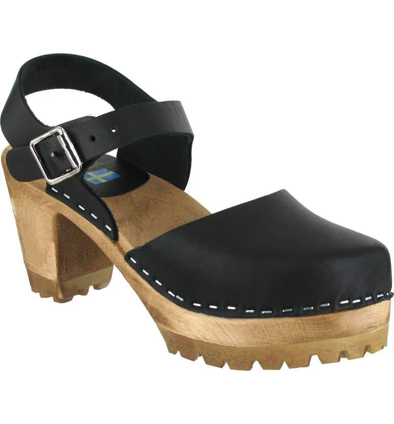 """<h3><strong><h2>MIA Abba Sandal</h2></strong></h3><br><strong>Why It's A Best Buy</strong>: Comprising a true shoe trifecta of style, budget, and seasonality, this under-$100 clog is ready to take your feet from winter into spring. Pair yours with socks now, and prepare to let your ankles breathe come springtime.<br><br><strong>The Review</strong>: """"I found this pair on my perpetual hunt for the <em>perfect</em> clogs at the <em>perfect</em> price. While I'm admittedly still searching for <a href=""""https://www.refinery29.com/en-us/designer-clogs-trend-where-to-buy"""" rel=""""nofollow noopener"""" target=""""_blank"""" data-ylk=""""slk:The One Clog To Rule Them All"""" class=""""link rapid-noclick-resp"""">The One Clog To Rule Them All</a>, this chunky heeled sandal is a solid option — costing me <a href=""""https://www.shopbop.com/old-school-mid-heel-clog/vp/v=1/1595394921.htm"""" rel=""""nofollow noopener"""" target=""""_blank"""" data-ylk=""""slk:a fraction of the pricier options"""" class=""""link rapid-noclick-resp"""">a fraction of the pricier options</a> without sacrificing a lick of style. I know that I won't break an ankle in them, can dress them up or down, and pair them with shimmery socks in-between seasons."""" <em>–Elizabeth Buxton, Refinery29 Market Editor</em><br><br><strong>Mia</strong> Abba Sandal, $, available at <a href=""""https://go.skimresources.com/?id=30283X879131&url=https%3A%2F%2Fshop.nordstrom.com%2Fs%2Fmia-abba-sandal-women%2F4247415"""" rel=""""nofollow noopener"""" target=""""_blank"""" data-ylk=""""slk:Nordstrom"""" class=""""link rapid-noclick-resp"""">Nordstrom</a>"""