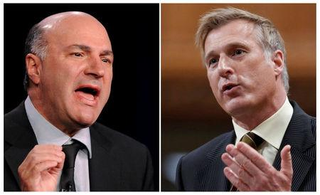 Kevin O'Leary dropping out of Conservative leadership race