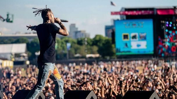 PHOTO: Lil Skies performs at the Lollapalooza Music Festival at Grant Park, Aug. 3, 2019, in Chicago. (Josh Brasted/FilmMagic/Getty Images, FILE)