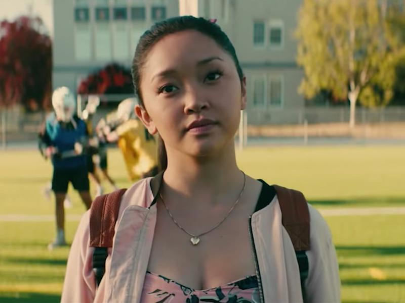 lara jean to all the boys i've loved before