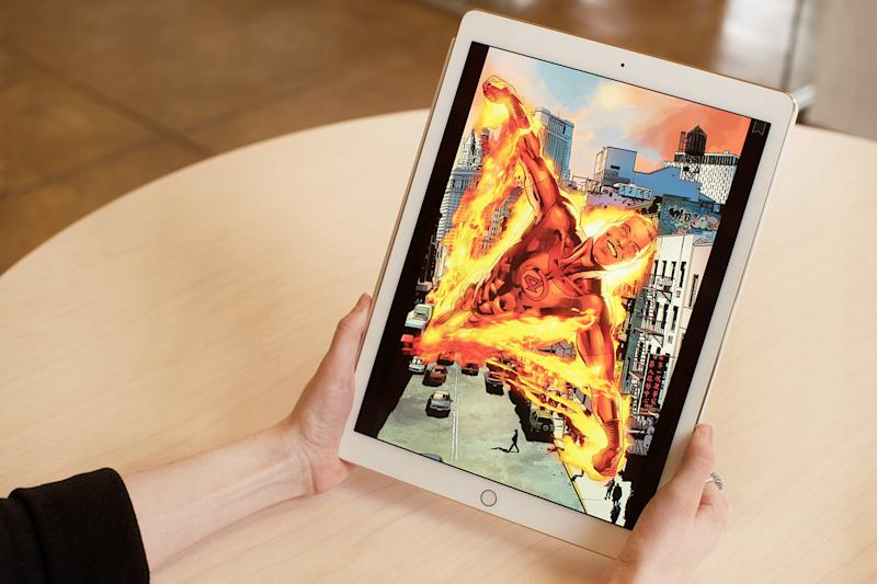 Today only, Best Buy is offering $100 off the iPad Pro