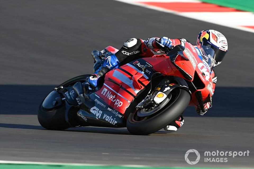 "P12 Andrea Dovizioso, Ducati Team<span class=""copyright"">Gold and Goose / Motorsport Images</span>"