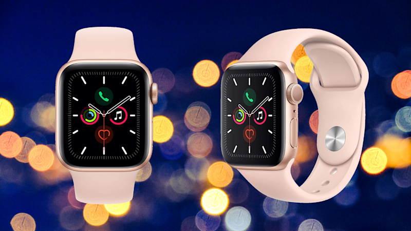 The best sales this week are here... save $100 on Apple Watch Series 5. (Photo: Apple)