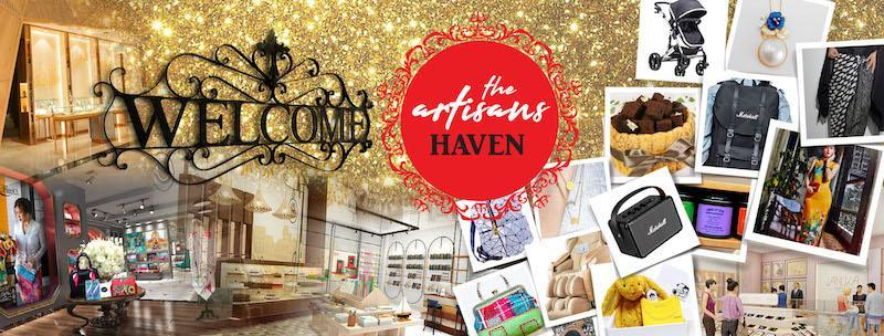 Enjoy a weekend of arts and crafts at The Artisan Haven happening this March 13 and 14 at The Linc KL. — Picture courtesy of Facebook/ The Artisan Haven