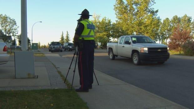 Photo radar in Edmonton generated nearly $50 million in 2020.  (CBC - image credit)