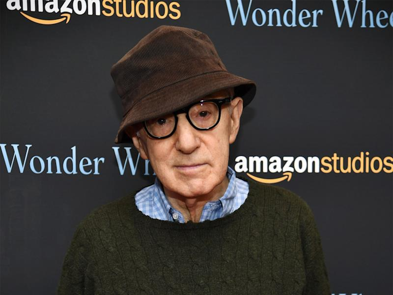 The movie director has always denied the allegations: Getty