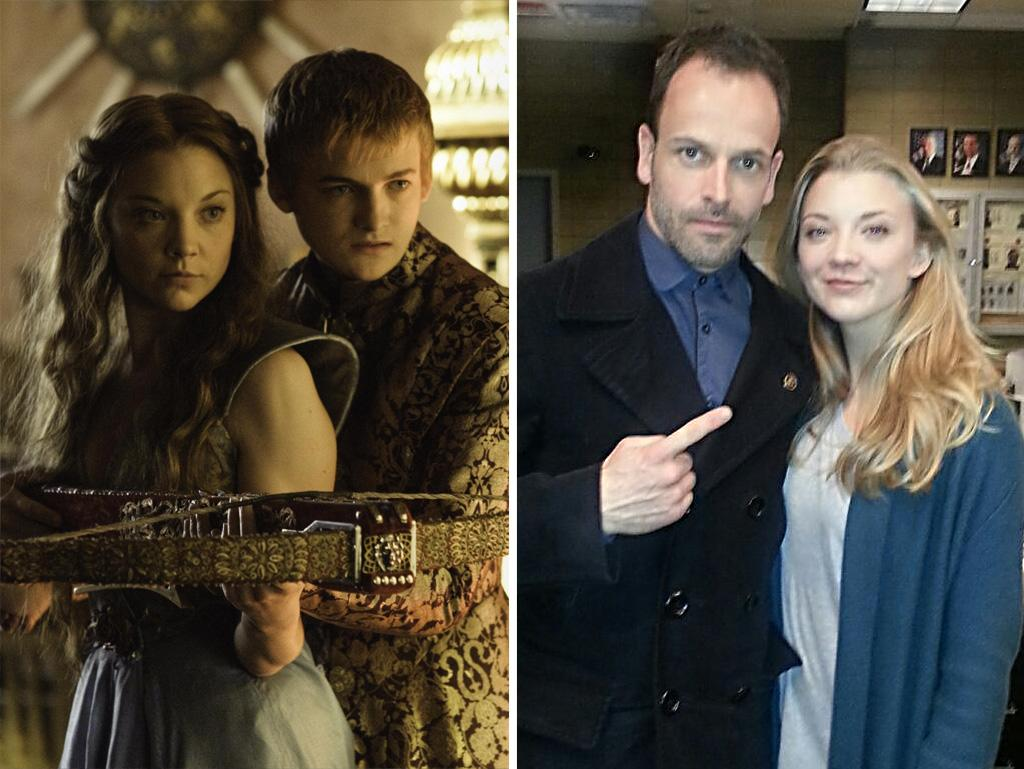 "Natalie Dormer: ""Game of Thrones"" and ""Elementary"""