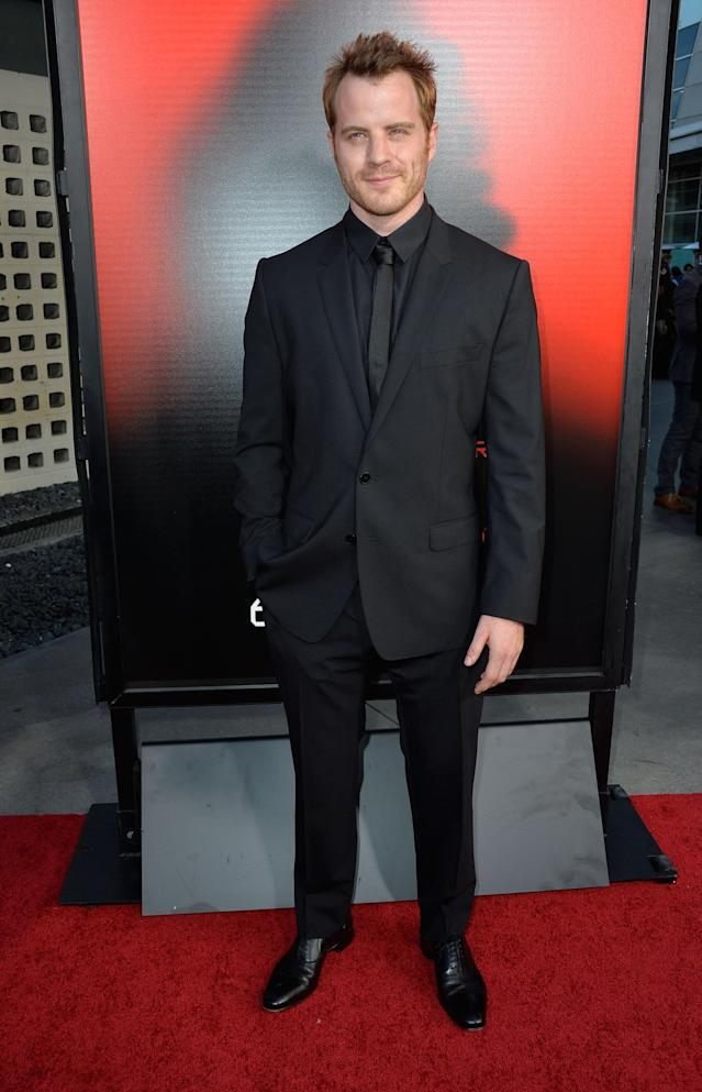 HOLLYWOOD, CA - JUNE 11: Actor Rob Kazinsky attends the premiere of HBO's 'True Blood' Season 6 at ArcLight Cinemas Cinerama Dome on June 11, 2013 in Hollywood, California. (Photo by Frazer Harrison/Getty Images)