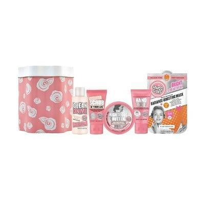 <p>The <span>Soap & Glory Bath and Body Gift Set</span> ($16) has their self-care needs covered.</p>