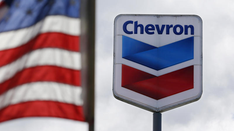 Chevron not happy with Australian tax