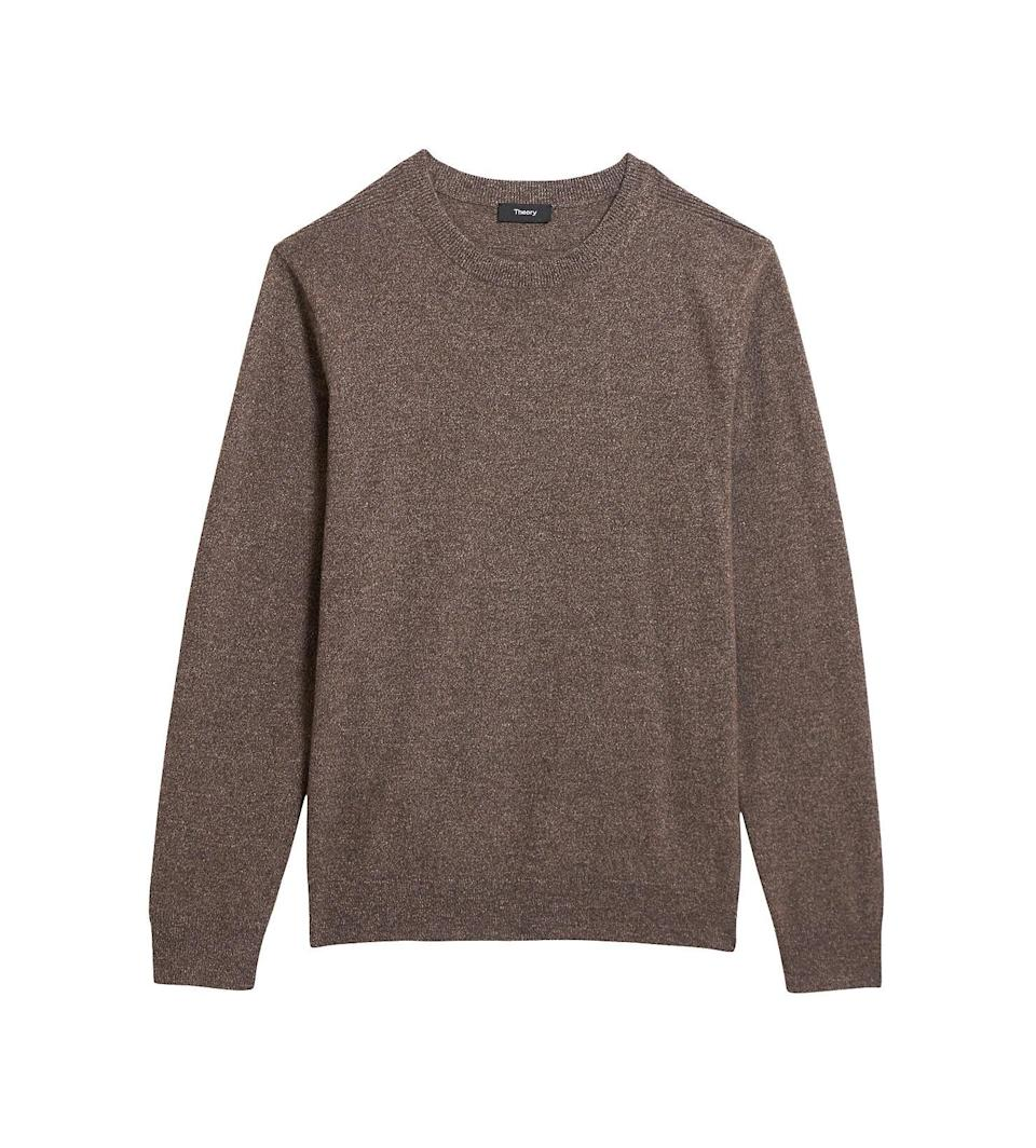 Theory Cashmere Pullover Sweater