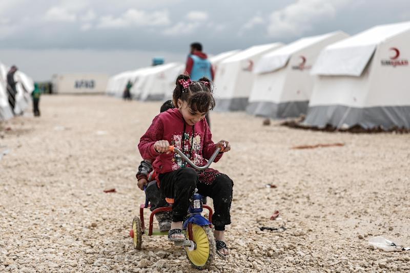 920 000 Displaced In Syria In 2018 Highest Since Conflict Began Un