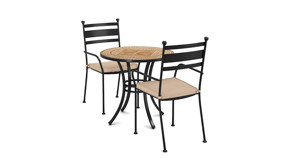 Madeira Bistro Table and Chairs