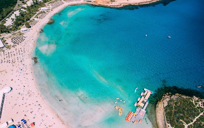 The island's beautiful beaches make it ideal for a family holiday of sun and sea - ISTOCK