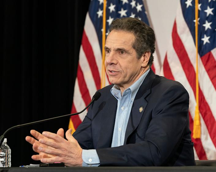 Some PR pros praised New York Governor Andrew Cuomo's daily briefings as a playbook for internal comms.