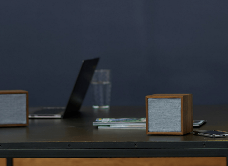 The new ART speakers from Tivoli look as good as they sound