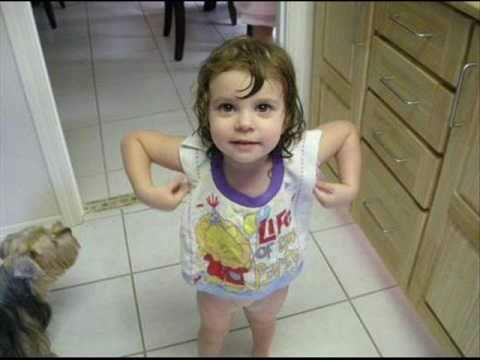Two-year-old Caylee Anthony went missing in the summer of 2008 (YouTube)