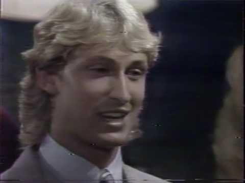 """<p>In 1981, Gretzky was a huge hockey star with plenty of awards under his belt. He also loved soap operas, and eventually, he got a cameo role on <em>The Young and The Restless.</em> He played a mafia goon and only had a few words to memorize: """"I'm Wayne, from the Edmonton operation.""""</p>"""