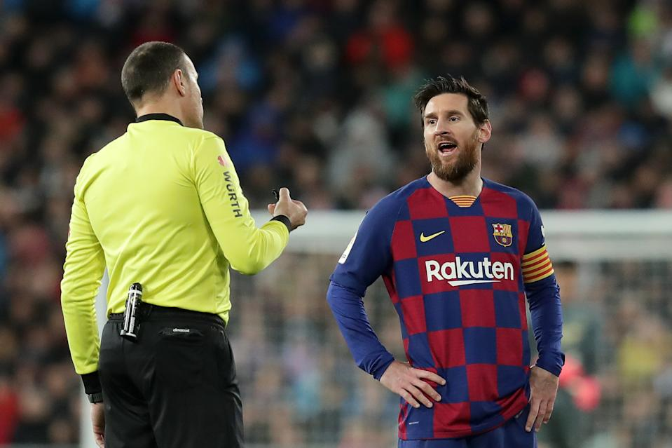 Lionel Messi is still amazing. His 2020 was not. (Photo by Gonzalo Arroyo Moreno/Getty Images)