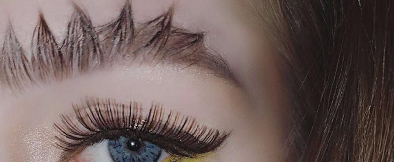 Dragon Brows Are the Ferocious New Beauty Trend Taking Over Instagram