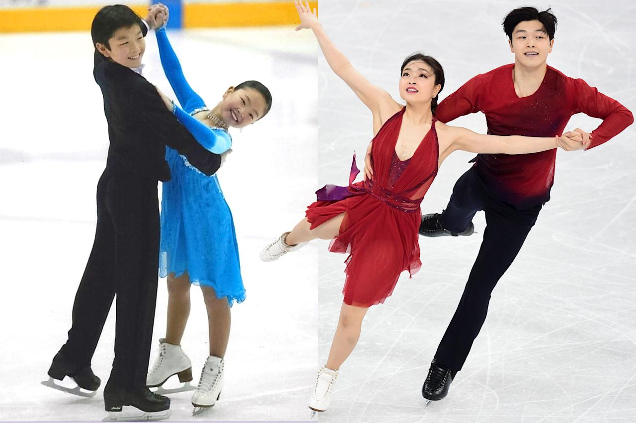 <p>Photo via Instagram/alexshibutani and Getty Images </p>