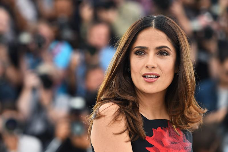 Salma hayek to star in how to be a latin lover ccuart Images