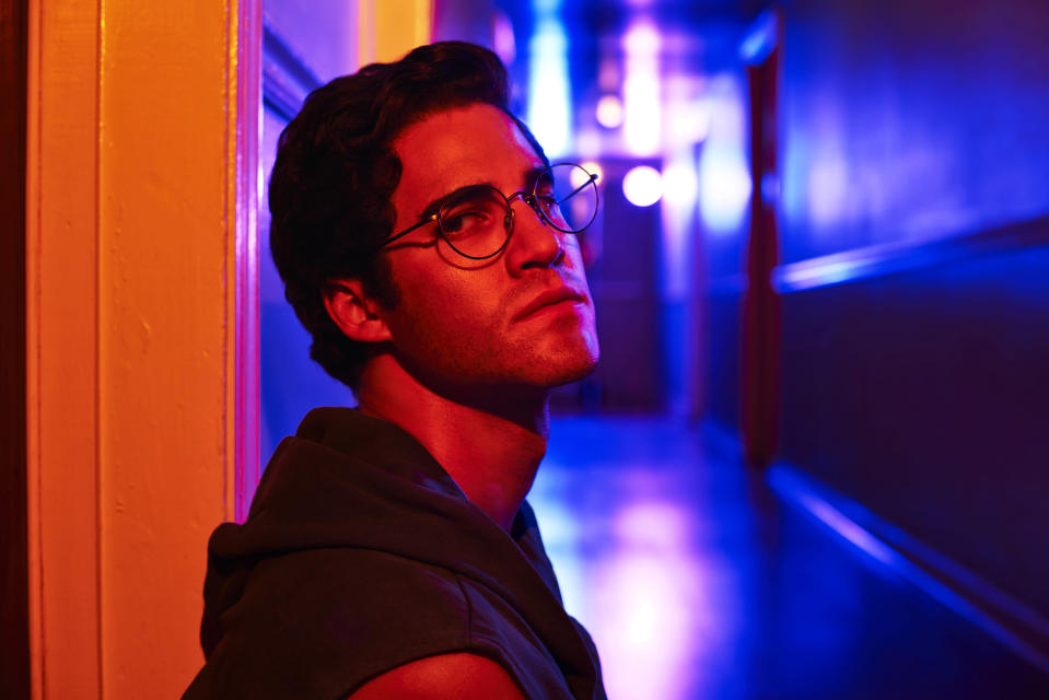 Darren Criss as Andrew Cunanan (FX)